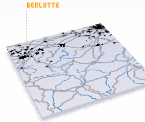 3d view of Berlotte