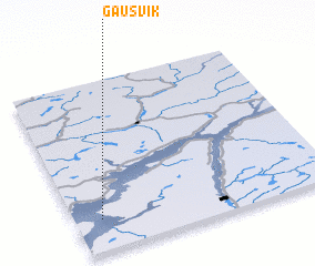 3d view of Gausvik