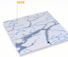 3d view of Ekse