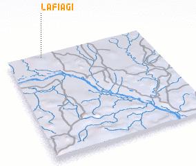3d view of Lafiagi