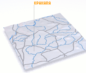 3d view of Kpakara