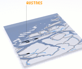 3d view of Austnes