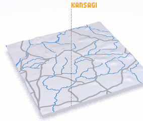 3d view of Kansagi