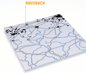 3d view of Mausbach