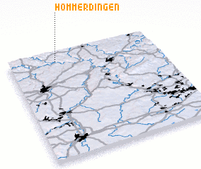 3d view of Hommerdingen
