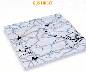 3d view of Gostingen