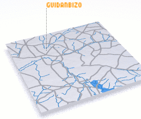 3d view of Guidan Bizo