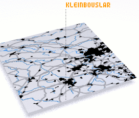 3d view of Kleinbouslar