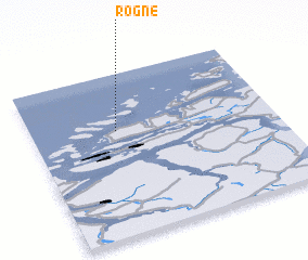 3d view of Rogne