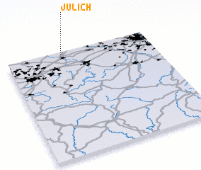 3d view of Jülich
