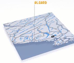3d view of Ålgård