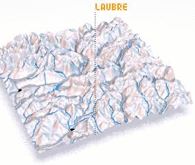 3d view of Laubre