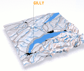 3d view of Gilly