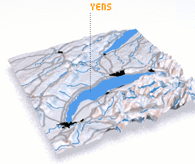 3d view of Yens