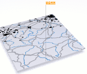 3d view of Hamm
