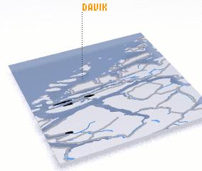 3d view of Davik