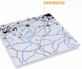 3d view of Koosbüsch