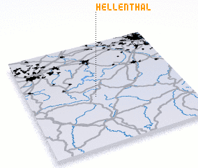 3d view of Hellenthal