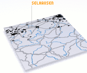 3d view of Selhausen