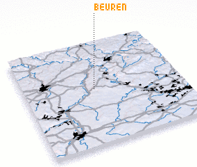 3d view of Beuren