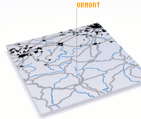 3d view of Ormont