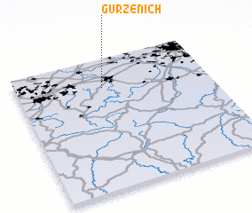 3d view of Gürzenich