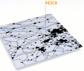 3d view of Pesch
