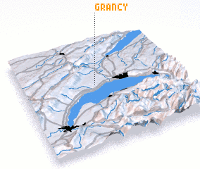 3d view of Grancy