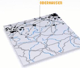 3d view of Oberhausen