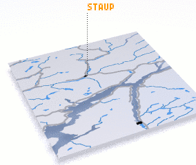 3d view of Staup