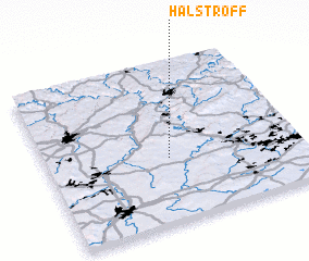 3d view of Halstroff