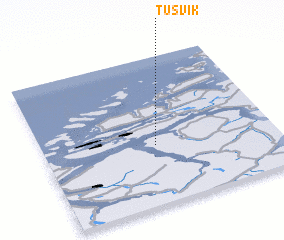 3d view of Tusvik