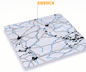 3d view of Givenich