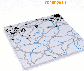 3d view of Frohnrath