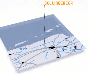 3d view of Bellingeweer