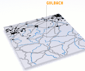 3d view of Golbach