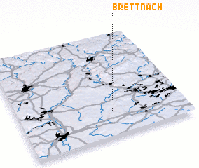 3d view of Brettnach