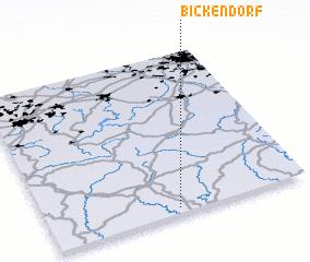 3d view of Bickendorf