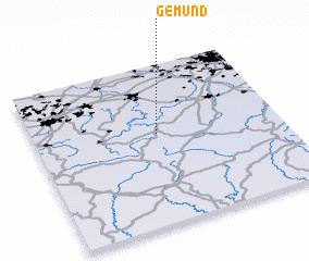 3d view of Gemünd