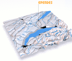 3d view of Ependes