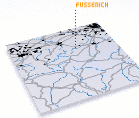 3d view of Füssenich