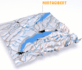3d view of Montagibert