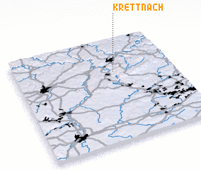 3d view of Krettnach