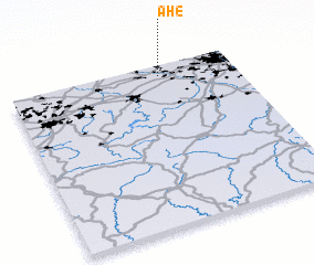 3d view of Ahe