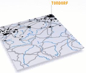 3d view of Tondorf