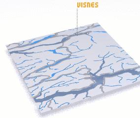 3d view of Visnes