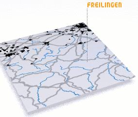 3d view of Freilingen