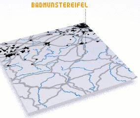 3d view of Bad Münstereifel