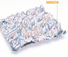 3d view of Abbazia
