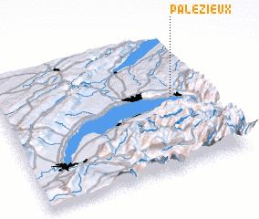 3d view of Palézieux